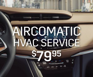 Aircomatic HVAC service - Cadillac