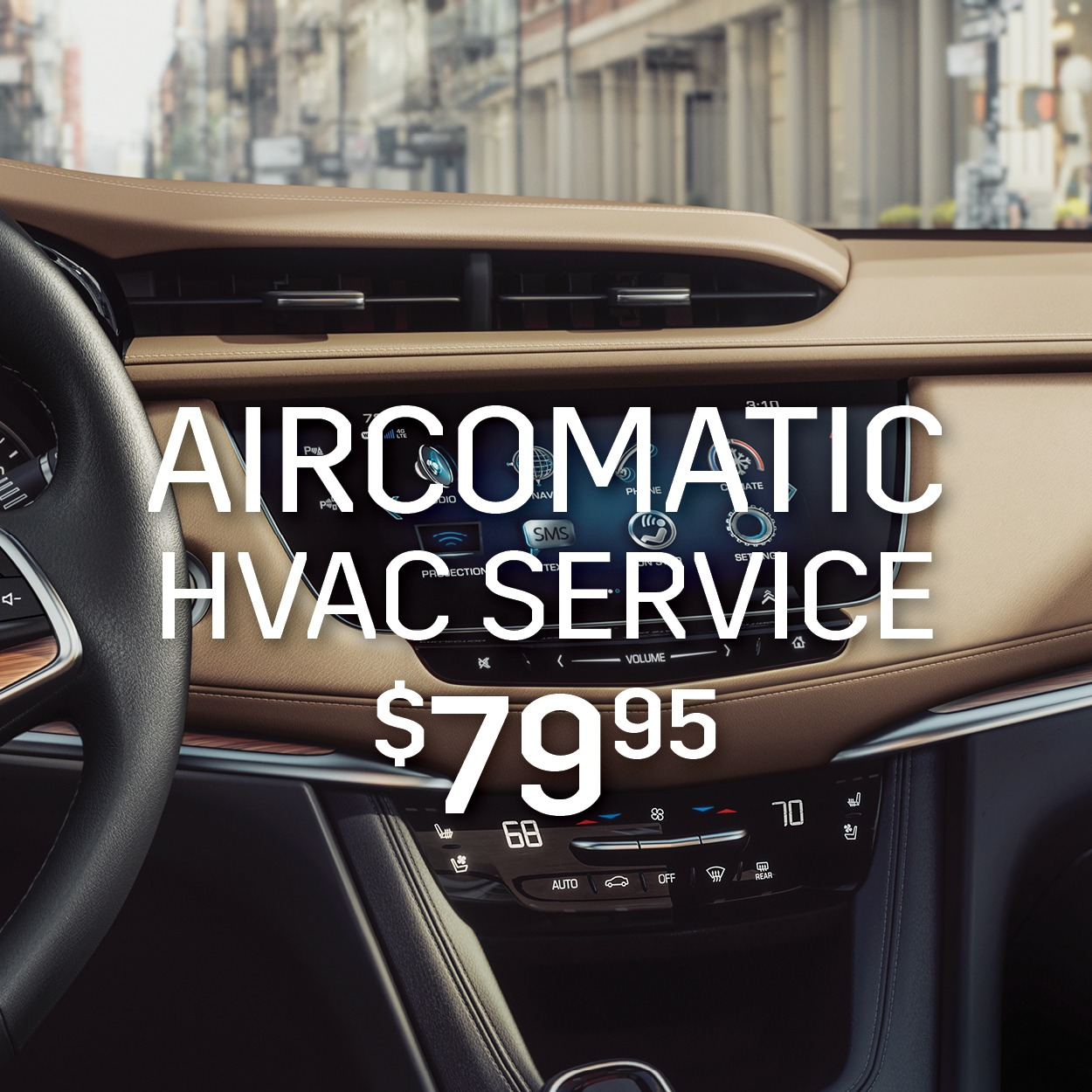 AIRCOMATIC HVAC Service