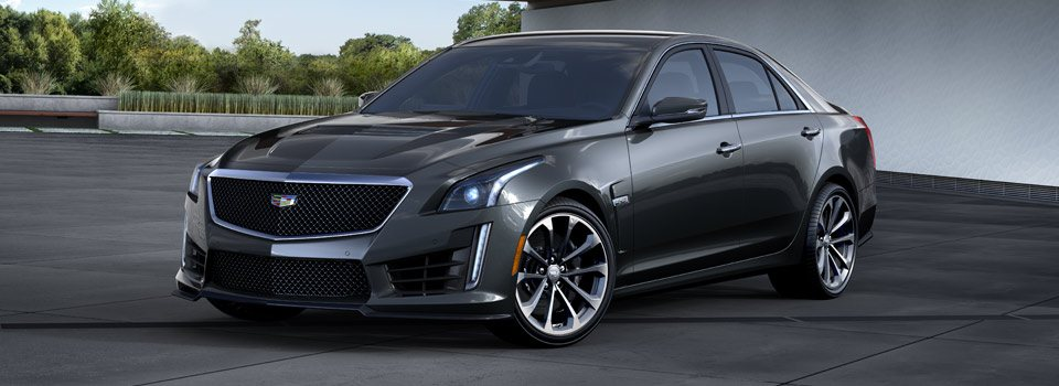 2016 Cadillac CTS Features - OMS Cadillac