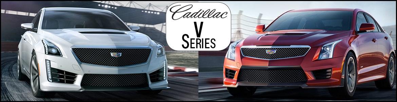 Cadillac V-Series - OMS Cadillac