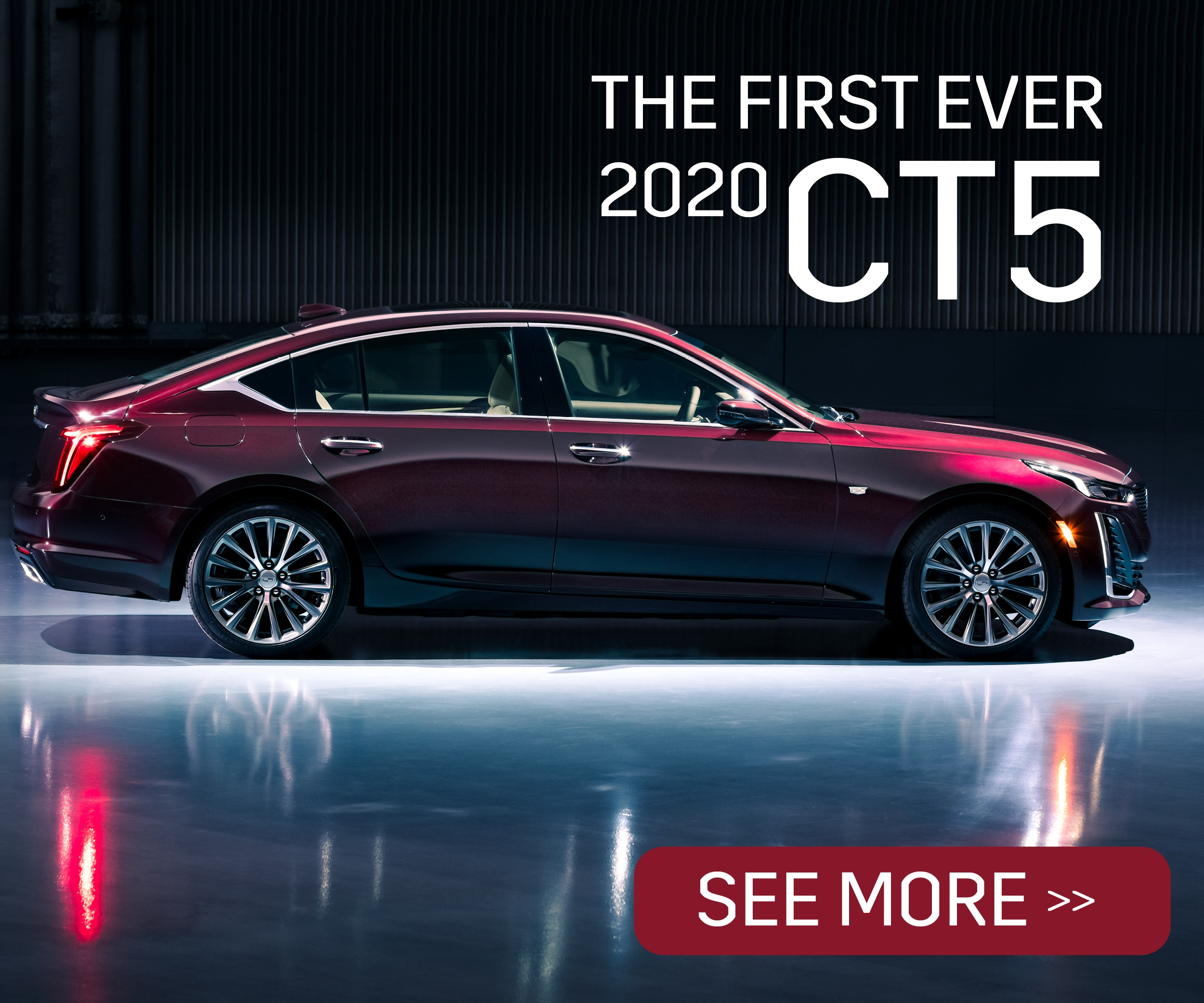 Cadillac CT5 Coming Soon